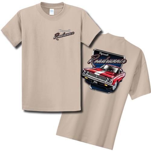 Plymouth Roadrunner Tall Shirt