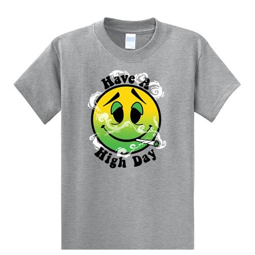 Weed Tall Shirt