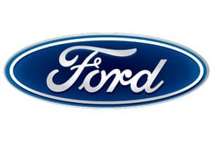 Ford License Logo