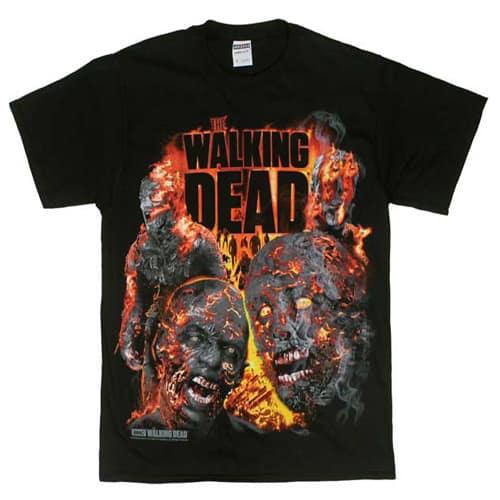 The Walking Dead Tall Shirt