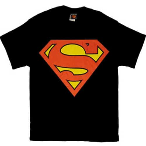 Superman Tall Shirt