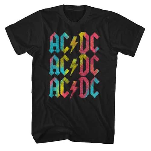 AC-DC logo Tall Shirt