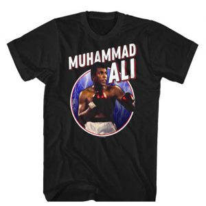 Muhammad Ali Tall Shirt
