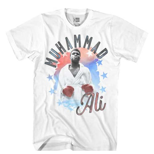 Muhammad Ali Tall Shirt