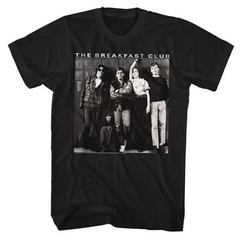 The Breakfast Club Movie Tall Shirt