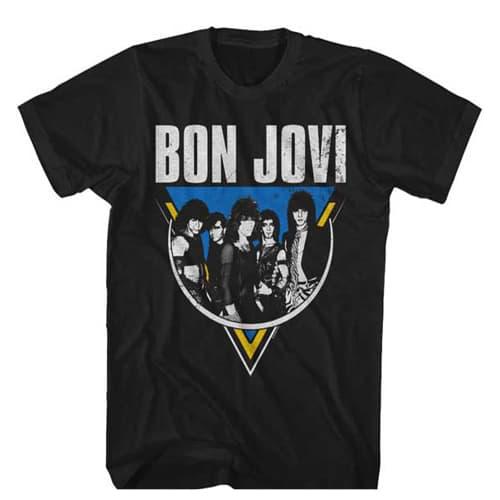 Bon Jovi Tall Shirt