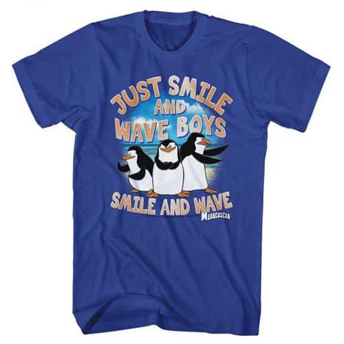 Madagascar Movie Shirt
