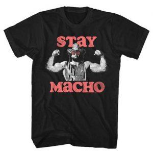 Macho Man Tall Shirt
