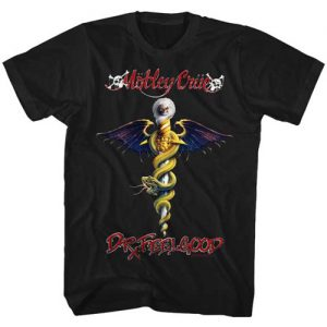 Motley Crue Dr Feelgood Tall Shirt