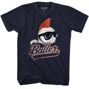 Major League Movie Tall Shirt