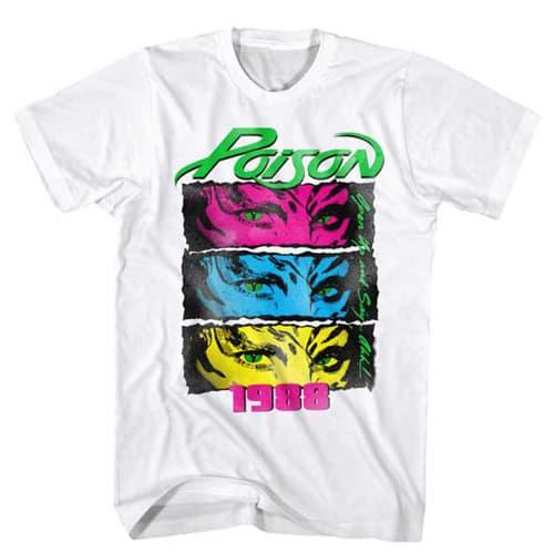 Poison Band Shirt