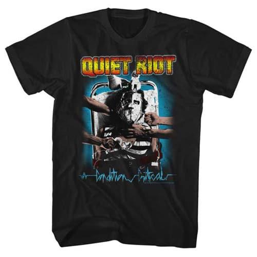 quiet riot tall shirt