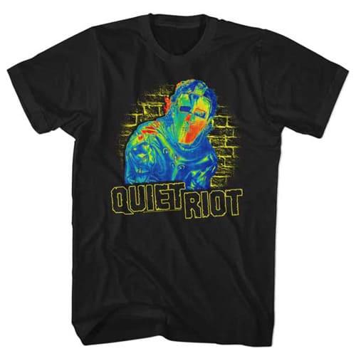 quiet riot thermal riot tall shirt