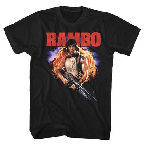 Rambo Movie Shirt