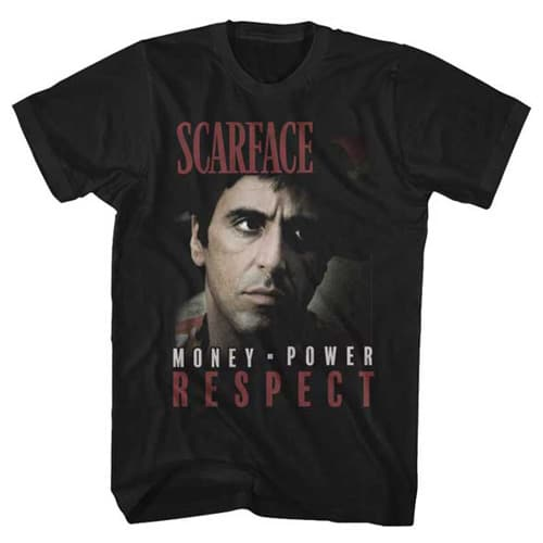 Scarface Movie Shirt