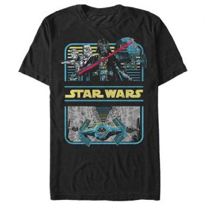 Star Wars Tall Shirt