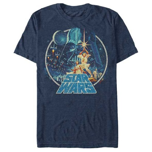 Star Wars Tall Mens Shirt