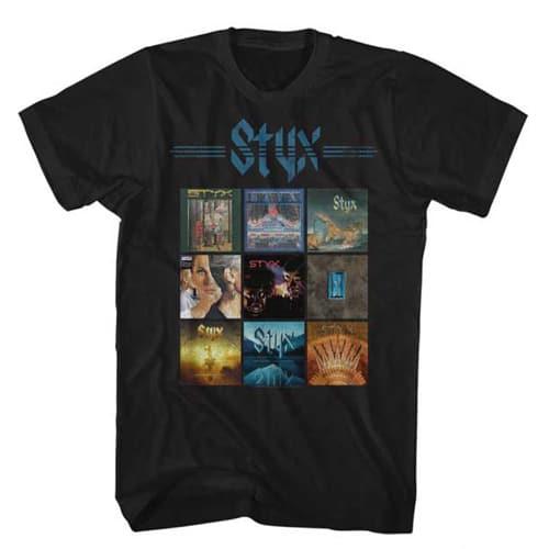 styx band tall shirt