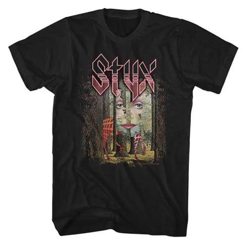 styx band tall shirts