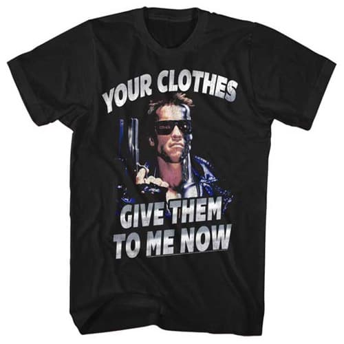 Terminator Tall Shirt