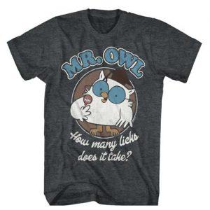 tootsie roll tall shirt
