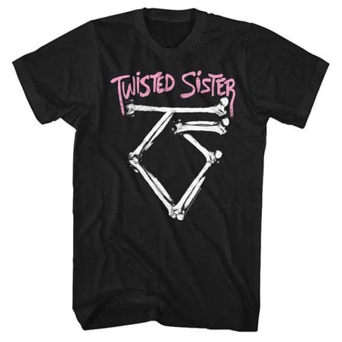 twisted sister tall shirt