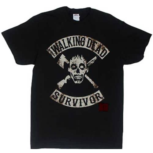 Walking Dead Survivor Tall Shirt