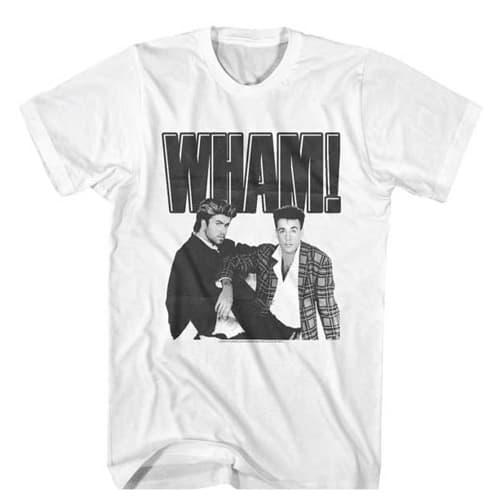 Wham Tall Mens Shirt