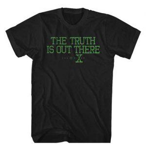 x-files tall shirt