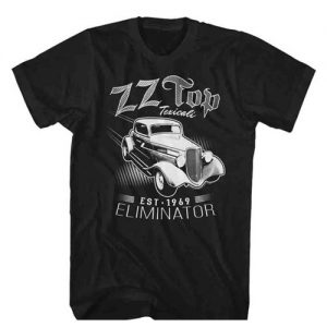 zz top eliniator texicali tall shirt