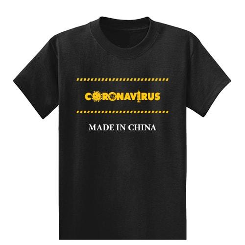 Coronavirus Made In China Shirt