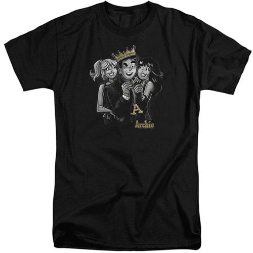 Archie Comics- Ladies Man Tall Shirts