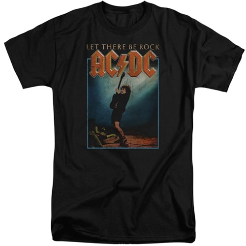 ACDC tall shirts