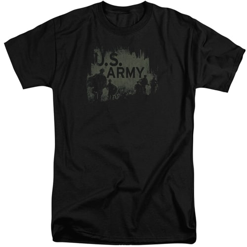 Army - Soldiers Tall Shirts
