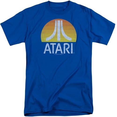 ATARI Sunrise Eroded Tall Shirt