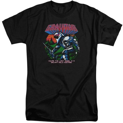 Atari Last Rebel Tall T-Shirts