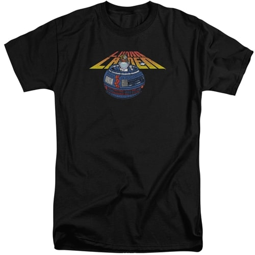 Lunar Globe Tall Shirts