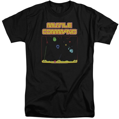 Missile Screen Tall Shirts