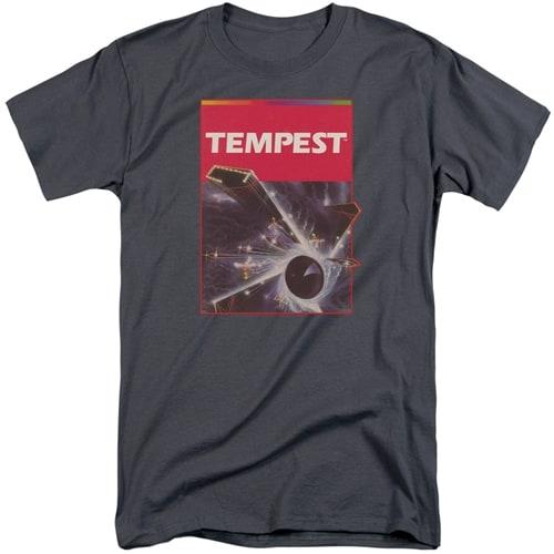 Tempest Box Art tall shirt