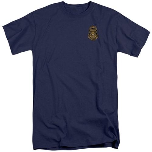 Gotham Badge Tall Shirts