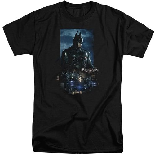 Batmobile Tall Shirts