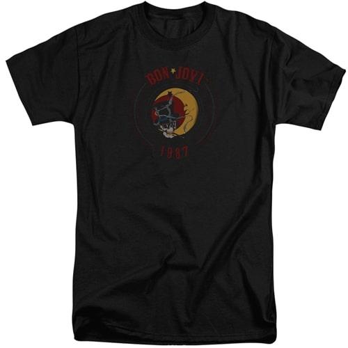 Bon Jovi tall shirts