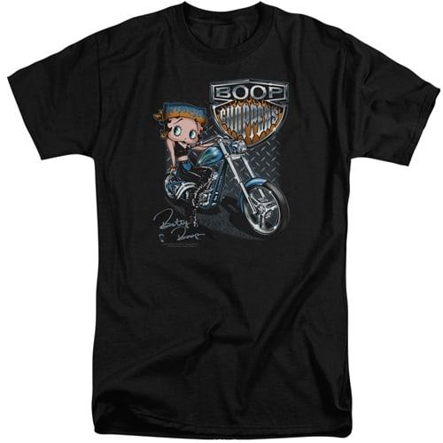 Betty Boop Tall Shirt