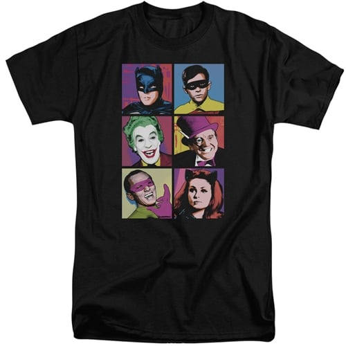 Batman Classic TV Show Tall Shirt