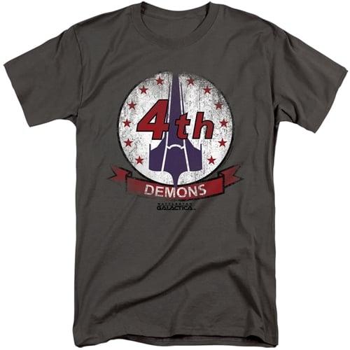 Battlestar Galactica Tall Shirt