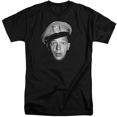 Andy Griffith Show Tall Shirt