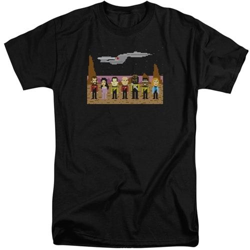 Star Trek Tall Men's Shirt
