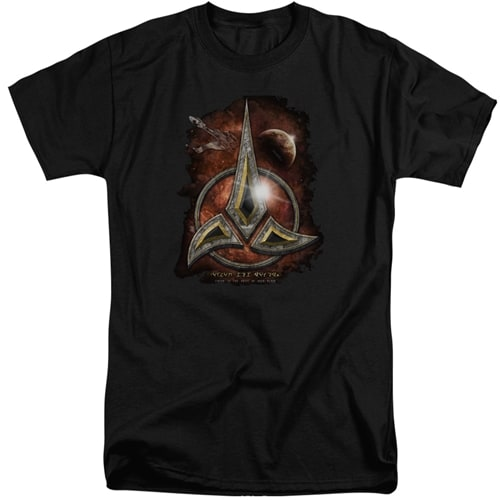 Star Trek Tall Tee