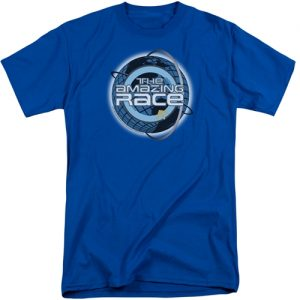 The Amazing Race Tall Shirt