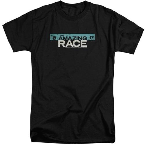 The Amazing Race Tall Shirt